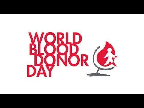 Световен ден на безвъзмездното кръводаряване