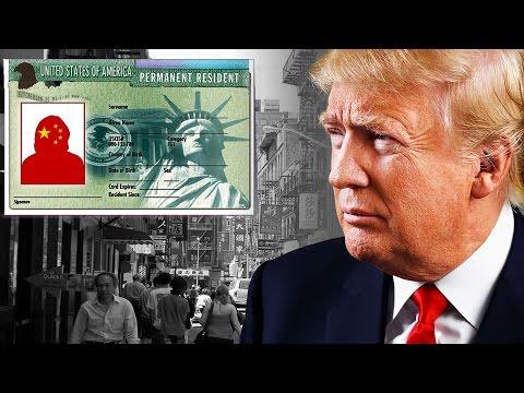 焦点对话:川普加紧移民审查,华人福利绿卡遭殃?