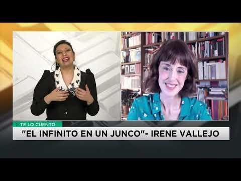 Vidéo de Irene Vallejo