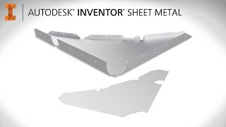 How to get started with Sheet Metal | Autodesk Inventor