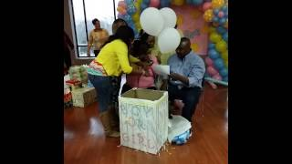 Best gender reveal idea for a baby shower