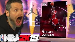 How much did I spend for Michael Jordan? NBA 2K19