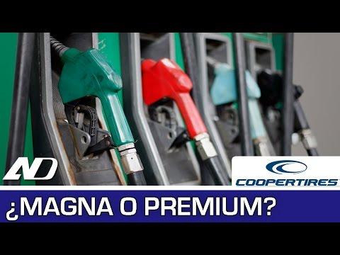 """¿Qué gasolina debo usar en mi auto"""" - Cooper Consejos en AutoDinámico"""