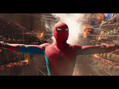 Spider-Man: Homecoming - Trailer 2 español (HD)asdf