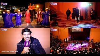 بالفيديو نايضة في المسرح الملكي بمراكش   |   روبورتاج