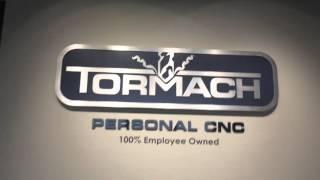 Tormach Workshop Visit