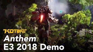 Anthem E3 2018 Gameplay Demo