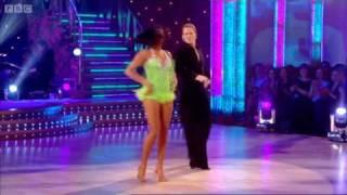 Alesha & Matthew's Jive - Strictly Come Dancing - BBC