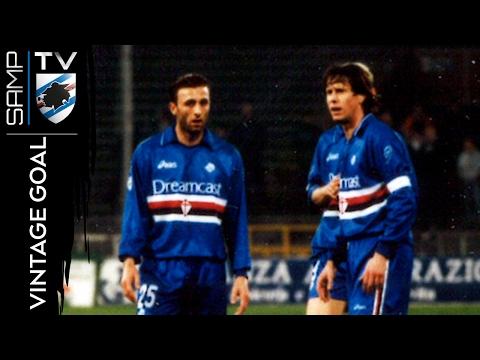 Vintage Goal: Sakic vs Pescara