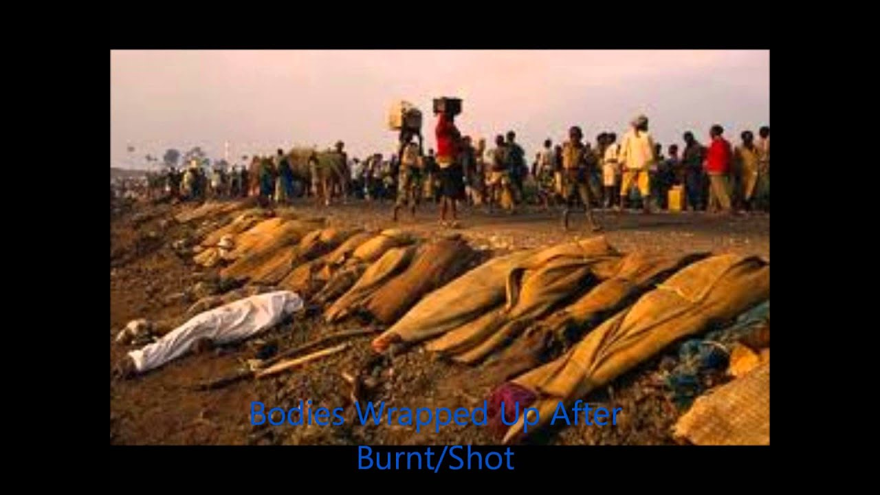 Genocide In Dr Congo Youtube