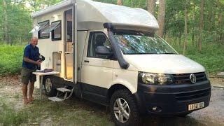 4x4 bimobil EX 358 overland campervan Iveco - bimobilcamper