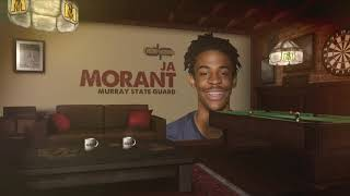Murray State Guard Ja Morant Talks Recruiting, Zion, & More w/Dan Patrick | Full Interview | 4/11/19