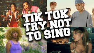 Try Not to Sing or Dance Tik Tok Songs 2020 😲 IMPOSSIBLE!!!