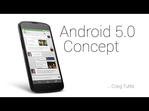 Android 5.0 na wideo