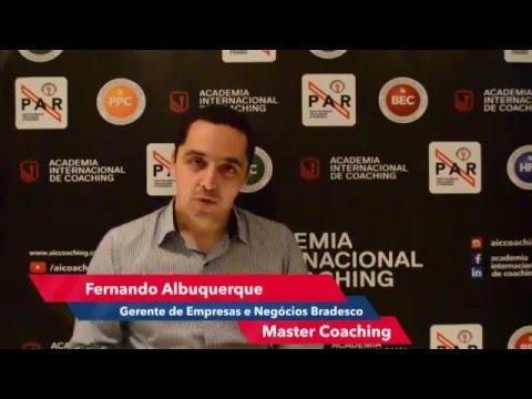 AIcoaching - Depoimento Fernando - Gerente Bradesco - Master Coaching