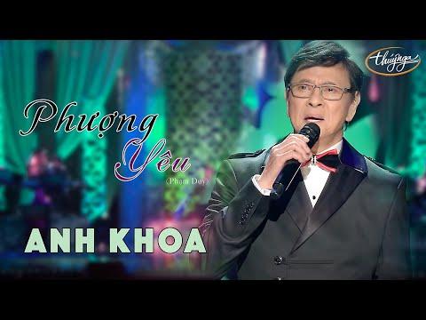 Anh Khoa - Phượng Yêu | Thanh Tuyền Live Show