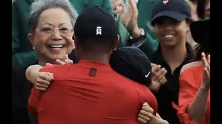 The Dark Side of Tiger Woods rigged Masters, April 14, 2019 +Acts 7:6