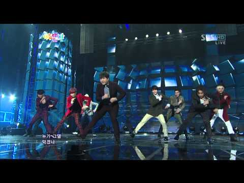 [FULL HD] 121229 Sexy Free & Single - Super Junior 슈퍼주니어