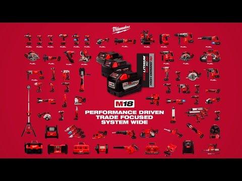 Milwaukee® M18™ System: Plumbers