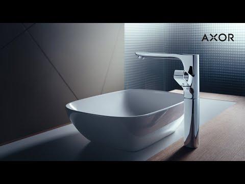 AXOR Urquiola | Baterie łazienkowe i stylistyczny miks