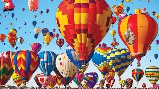 Patcnews May 20, 2016 Reports Hot Air Balloon Festival Albuquerque New Mexico
