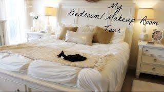 ❤ My Bedroom/Makeup Room Tour ❤