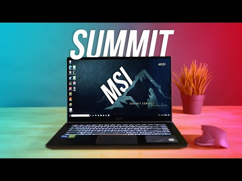 Recensione MSI SUMMIT E15, un notebook B …