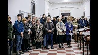 "Expozitia ""Crucea, de la comunitate la comuniune. 100 de cruci la 100 de ani"
