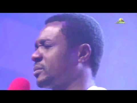 Worship Experience With NATHANIEL BASSEY At House On The Rock, The Refuge. Abuja.