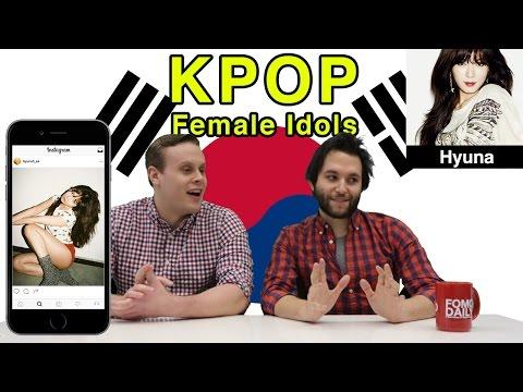 Like, DM, Unfollow: Female Kpop Idols (KOR SUB)