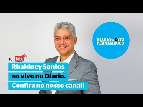 Manhã na Clube: deputado estadual Diogo Moraes (PSB) e o cardiologista Marco Antônio Alves