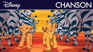 The Lion King - I Just Can't Wait To Be King (French version)