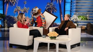 Ellen Surprised a Superfan with Two Scares of Her Dreams
