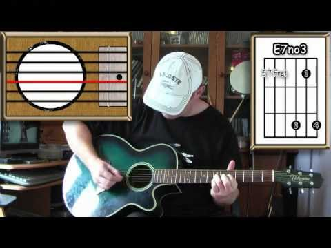 Two of Us - The Beatles - Acoustic Guitar Lesson