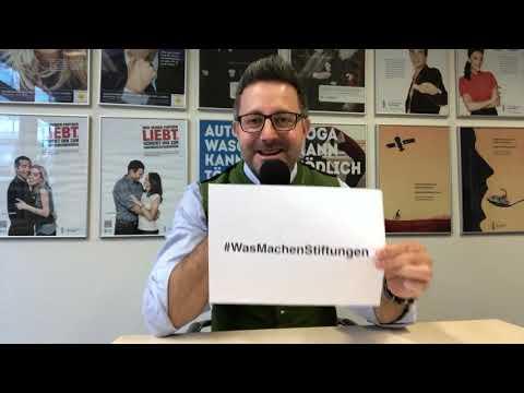 #WasMachenStiftungen - Felix Burda Stiftung animiert zum Mitmachen