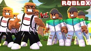 JonesGotGame VS GamingWithKev IN ROBLOX