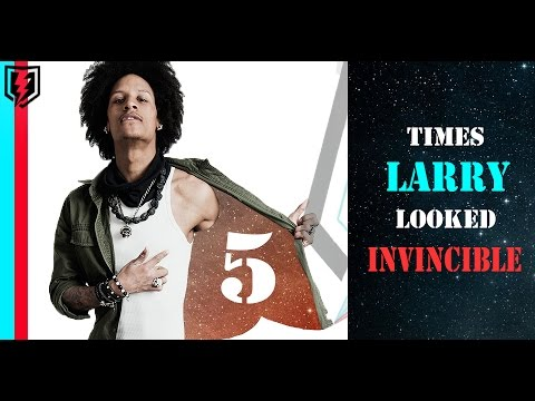 5 Times LARRY (Les Twins) Looked Invincible