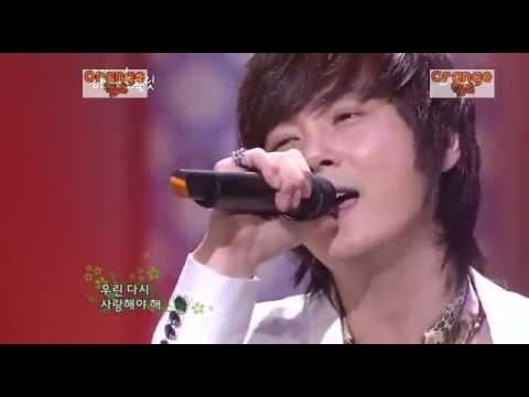 [ENG SUB] Shin Hyesung & Lee Jihoon KJE Chocolate 090415 (1/3)