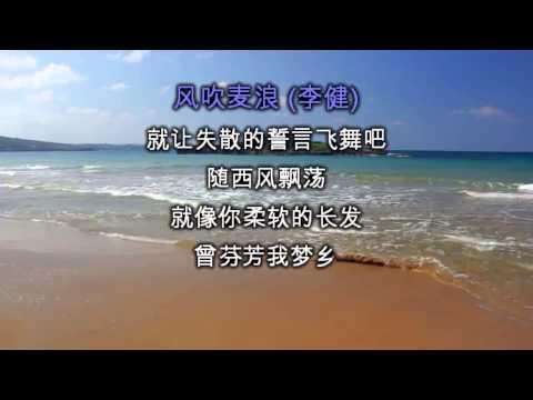 李健 - 风吹麦浪