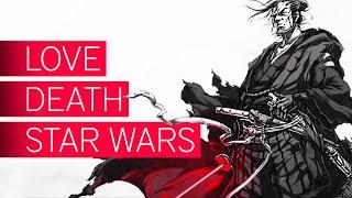 STAR WARS so wie früher - nur als Animeserie!