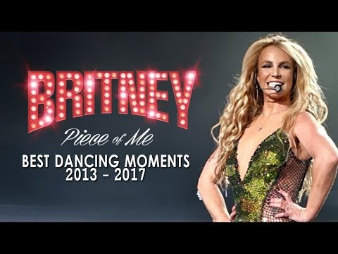 Britney: Piece Of Me - The BEST Dancing Moments!