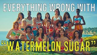 """Everything Wrong With Harry Styles - """"Watermelon Sugar"""""""