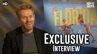 Willem Dafoe | The Florida Project Exclusive Interview