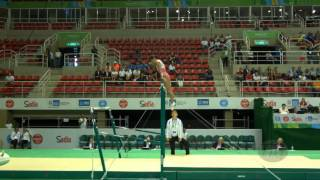 CHUSOVITINA Oksana (UZB) - 2016 Olympic Test Event, Rio (BRA) - Qualifications Uneven Bars