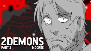 The Demon McCree | Overwatch Animated