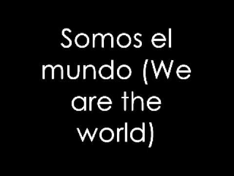 Somos el Mundo (We are the World) Instrumental