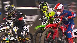 Supercross Round #1 at Anaheim | EXTENDED HIGHLIGHTS | 1/4/20 | NBC Sports
