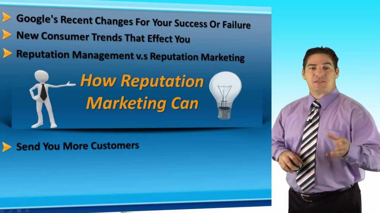 Reputation Management Services V.S Reputation Marketing