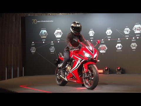 Motosx1000: Eicma 2018 - Honda -