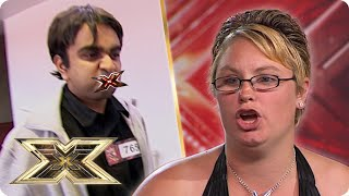 Things get HEATED! Judges and Contestants CLASH   The X Factor UK